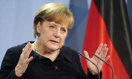 Трамп иМеркель обсудят РФ потелефону