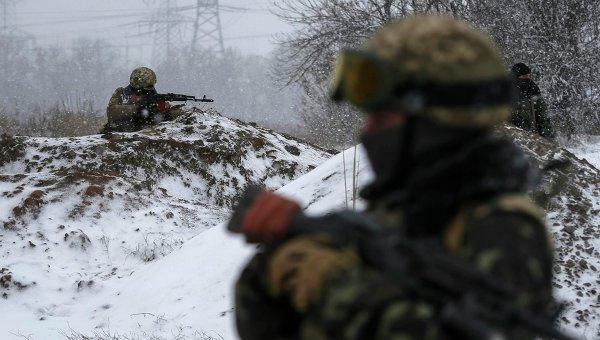 ВАвдеевке занеделю погибли 10 иранены 66 военных