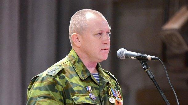 В итоге взрыва авто вЛуганске умер только полковник Анащенко