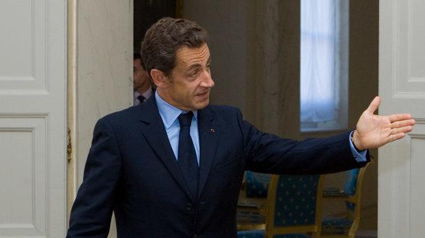 ВоФранции возобновили дело о финансовом снабжении президентской кампании Саркози