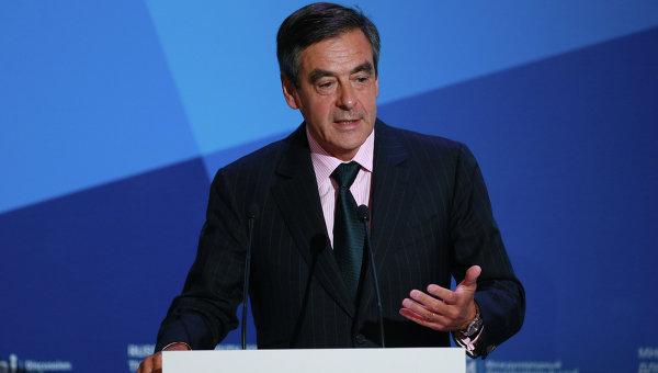 Франсуа Фийон пообещал идти доконца впрезидентской гонке