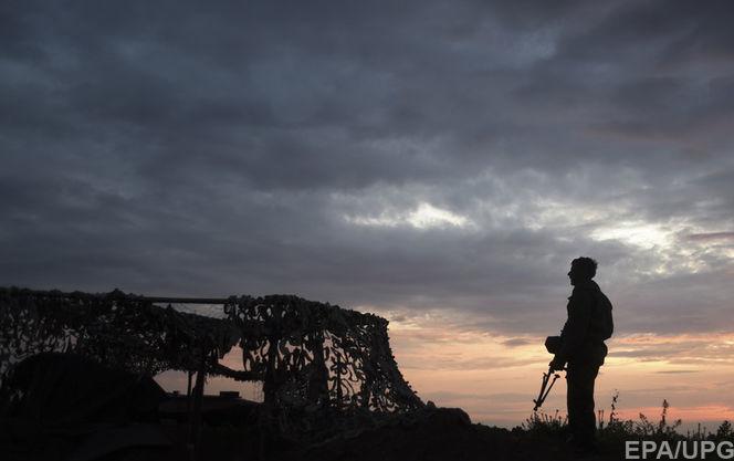 Вштабе АТО зафиксировали 39 обстрелов боевиков ссамого начала суток