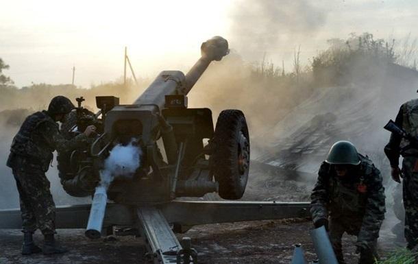 Бои наДонбассе: вштабе уточнили данные опотерях сил АТО
