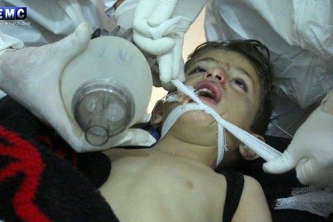 Совбез ООН рассмотрит резолюцию всвязи с употреблением  химоружия вСирии