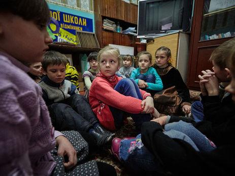 ЮНИСЕФ просит $36,5 млн напомощь детям Донбасса