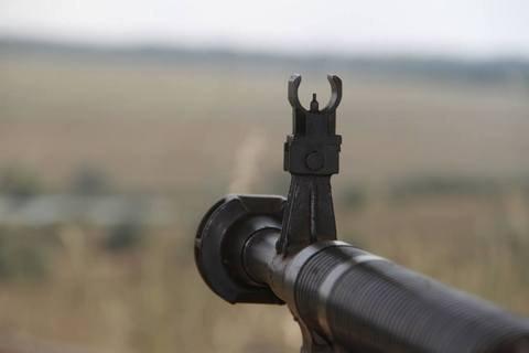 Взоне АТО после минометного обстрела умер один украинский военнослужащий