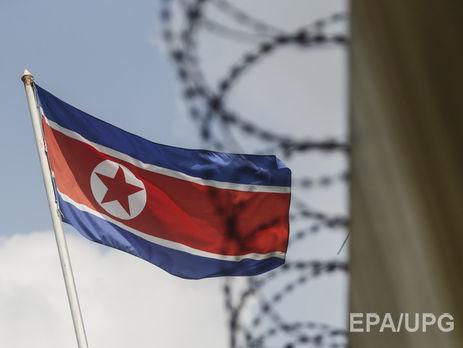 КНДР назвала цели вероятных ядерных ударов поюжнокорейским и североамериканским целям