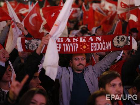 ВГермании просят непускать Турцию в ЕС