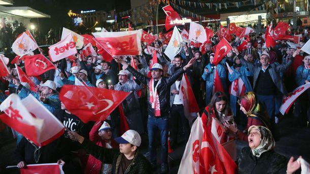 ЕСуже нерассматривает всерьез возможность присоединения Турции