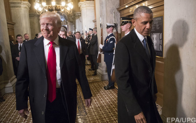 Трамп собрал рекордные $107 млн. пожертвований наинаугурацию