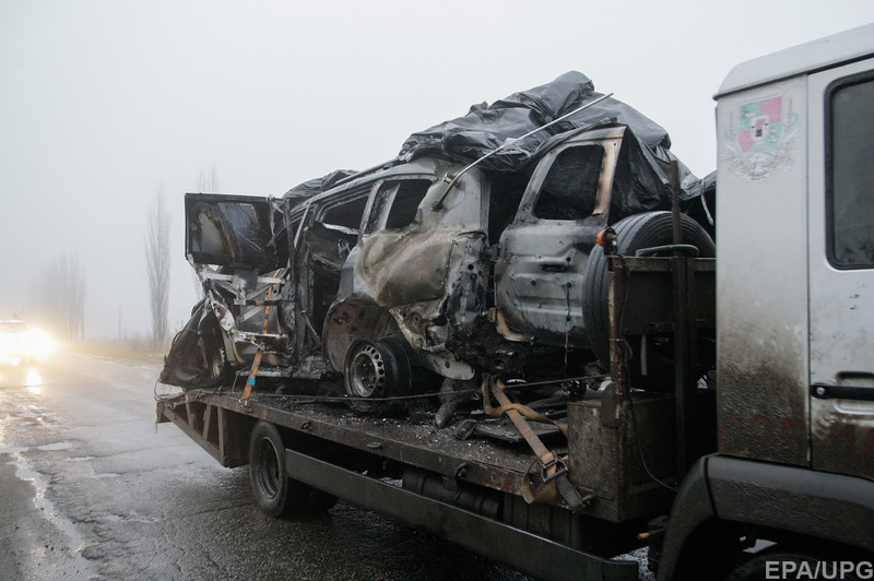 ООН призывает расследовать инцидент смиссией ОБСЕ вДонбассе