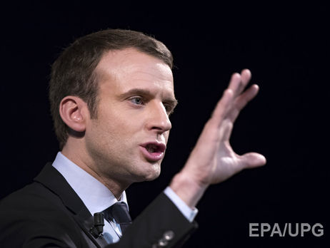 Русские хакеры пытались взломать серверы штаба кандидата впрезиденты Франции Эммануэля Макрона