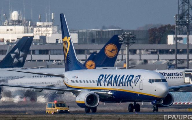 Лоукост Ryanair иМА Борисполь договорились ополетах— Омелян