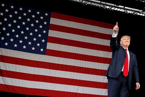 Трамп устроил исторический демарш ипообещал много битв