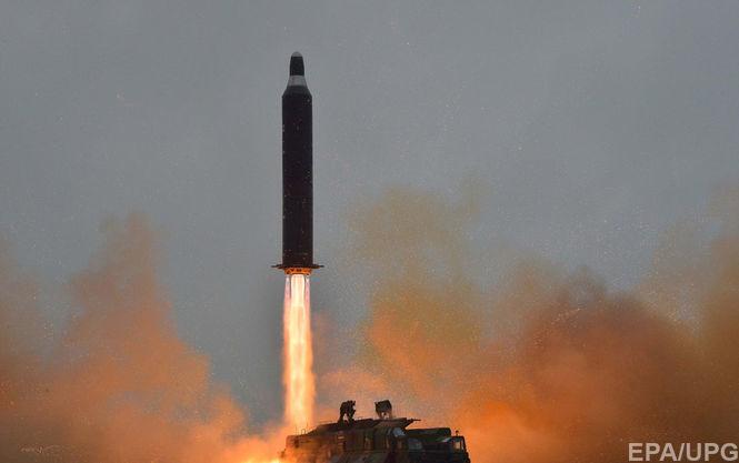 Очередной запуск ракеты вКНДР закончился неудачей— Третий блин комом