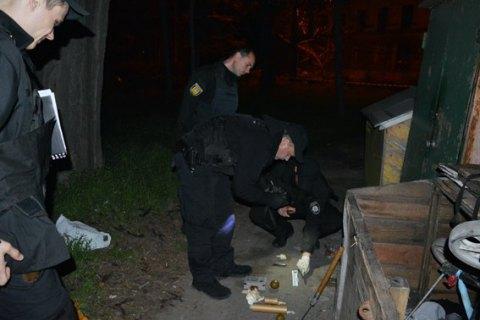 ВОдессе врайоне Куликова поля отыскали рюкзак совзрывчаткой