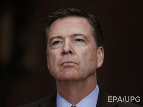 Исполняющим обязанности уволенного директора ФБР будет его заместитель Эндрю Маккейб