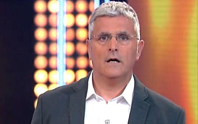 Итальянский ведущий извинился зашутку обУкраине на«Евровидении»