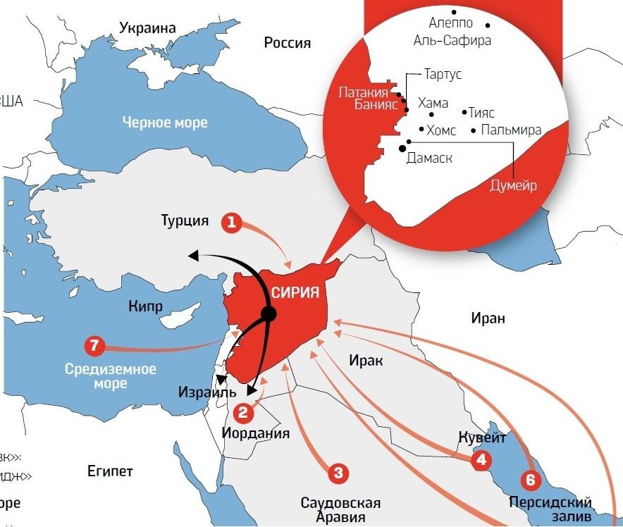Госдеп обвинил власти Сирии всоздании крематория для сокрытия казней