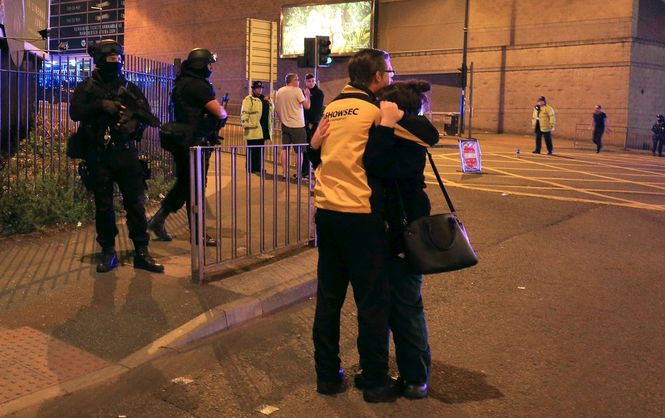 Число пострадавших при взрыве вМанчестере возросло до 59