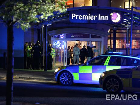 Милиция эвакуировала торговый центр вцентре Манчестера