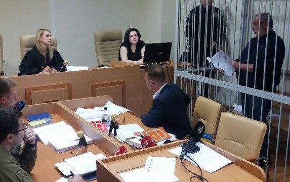 Печерский суд выпустил под залог еще одного фискала
