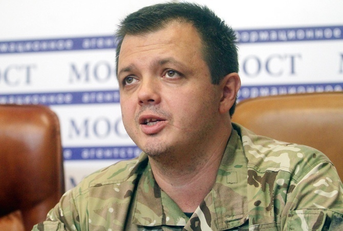Семенченко поведал опланах забрать уАхметоваТС
