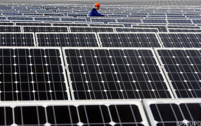Индийская компания построит вУкраине солнечную электространцию за $500 млн
