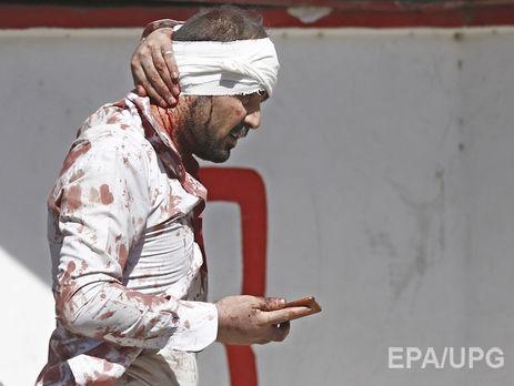 При взрыве вКабуле достаточно серьезно пострадало посольство Канады
