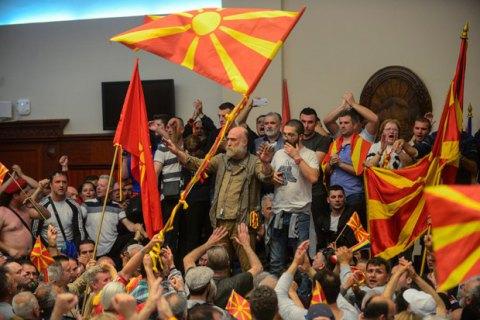 Российские спецслужбы пытаются заблокировать вступление Македонии вНАТО,— контрразведка