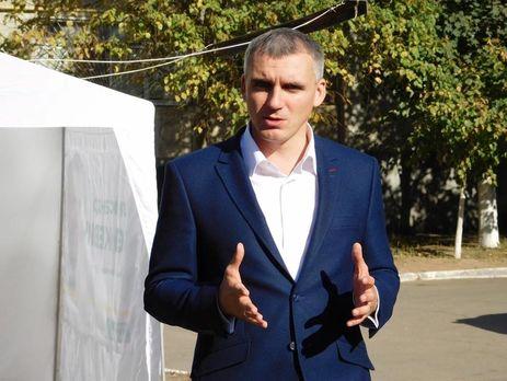 Мэр Николаева: Через балкон янеубегал