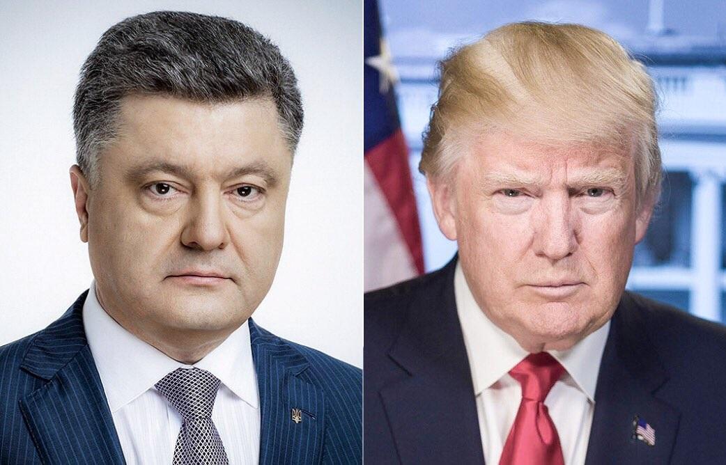 Порошенко обозначил , что встретится сТрампом ранее  Владимира Путина