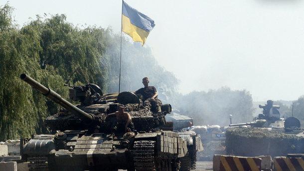 Политолог: Объявив военное положение, зона АТО расширится навсю территорию государства Украины