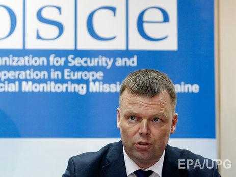 Наблюдатели находятся вшоковом состоянии после нападения боевиков «ДНР»— ОБСЕ