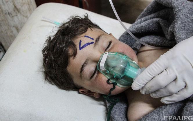 США обвинили Сирию вподготовке новоиспеченной химической атаки