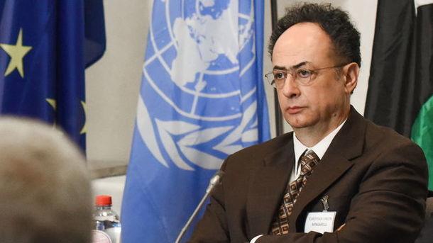 Интеграция Украины вЕС нестоит наповестке дня— Мингарелли