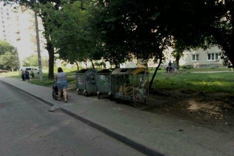 ВоЛьвове уже очищена практически половина мусорных площадок города