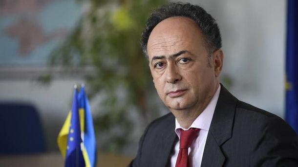 ЕСнастаивает насрочном реформировании СБУ— Мингарелли