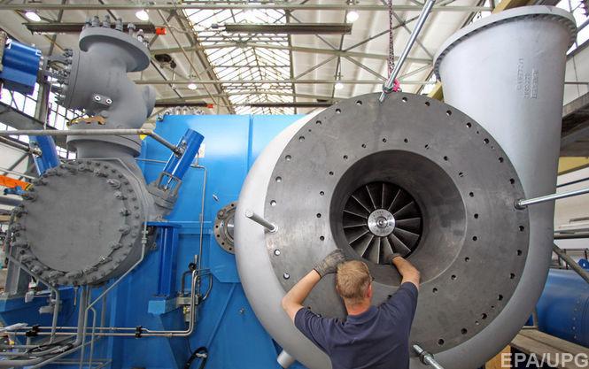 «Дочка» «Ростеха» поведала, откуда взяла германские газовые турбины для Крыма