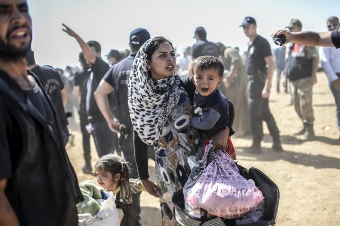 Число жертв вСирии уже превысило 330 тыс. — защитники прав человека