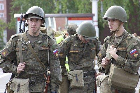 ВБеларусь научения «Запад-2017» продолжают прибывать русские военные