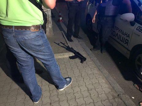 ВДнипре произошла стрельба, один человек умер, двое ранены