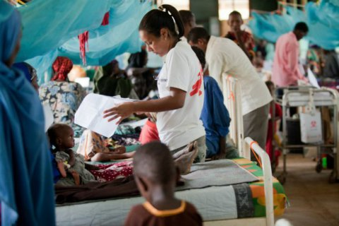 «Врачи без границ» ограничат миссию поспасению беженцев