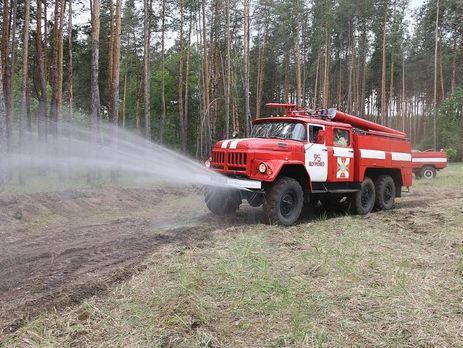 Cотрудники экстренных служб просят луганчан быть осторожными влесах ипосадках— Самая высокая пожароопасноть