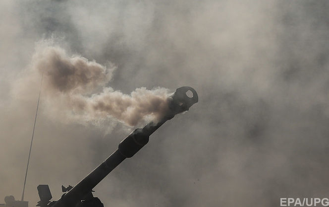 День вАТО: Боевики использовали  «Грады» неподалеку Широкино