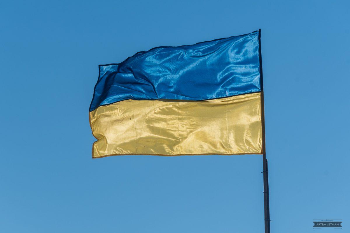 Украинские патриоты с завоеванной территории напомнили: Донбасс— это Украина