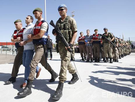 Власти Турции освободят 3 тыс. заключенных из-за переполненности тюрем
