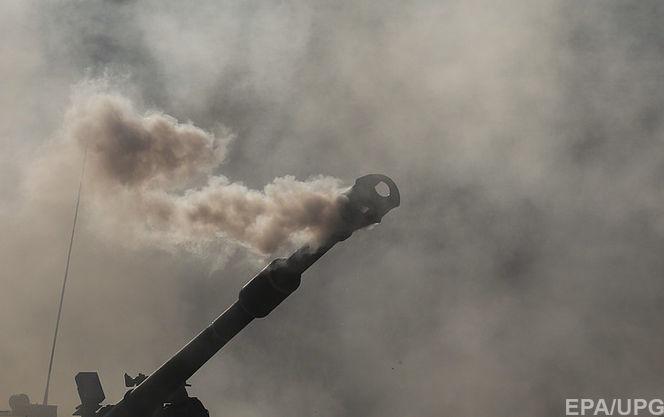 Штаб АТО: НаДонбассе вплоть доэтого времени нет полной «тишины»