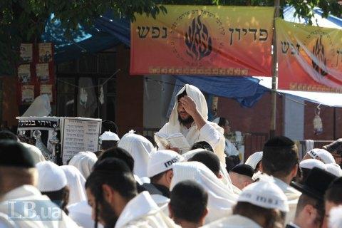 Милиция ожидает вУмани больше 30 тыс. хасидов виудейский Новый год
