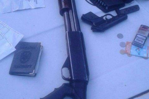 ВКиеве банда сделала вооруженное ограбление